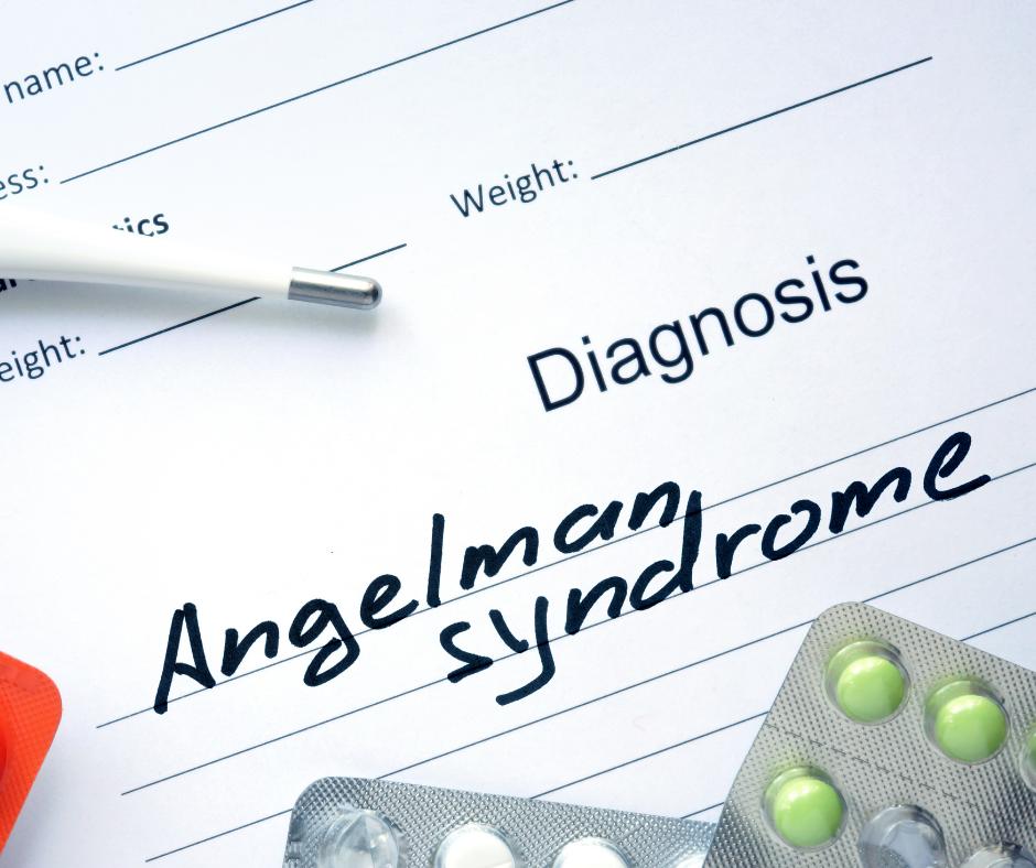 síndrome de angelman diagnóstico