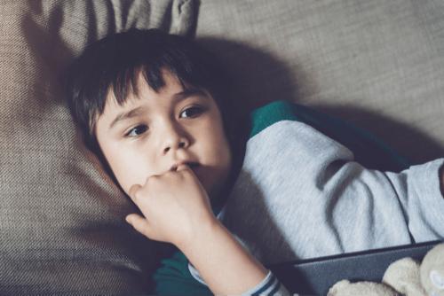 Transtorno do processamento sensorial
