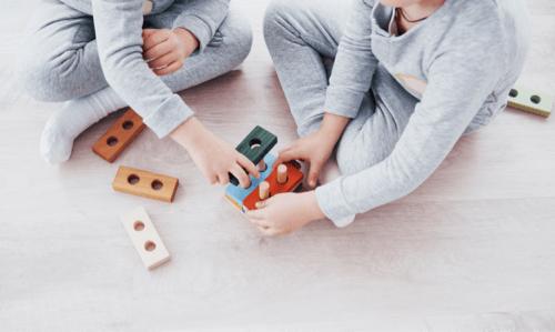 Importância das atividades sensoriais na estimulação infantil