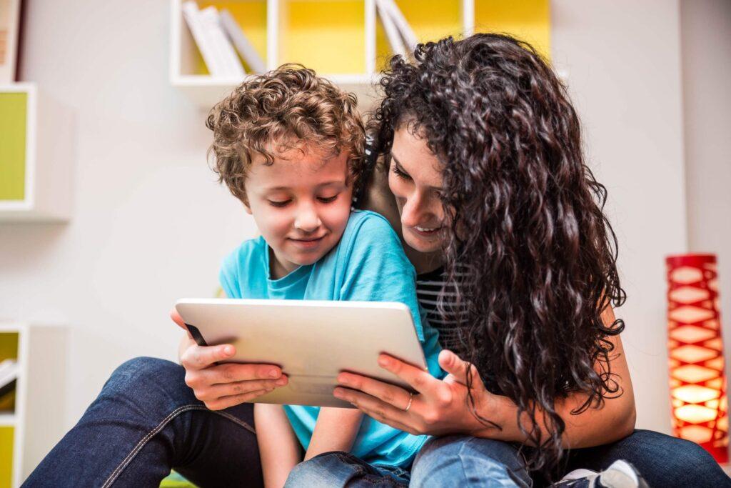 curso de psicologia infantil - mãe e filho